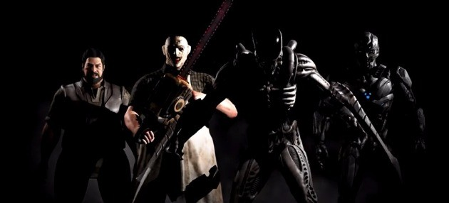 Mortar Kombat X new figthers
