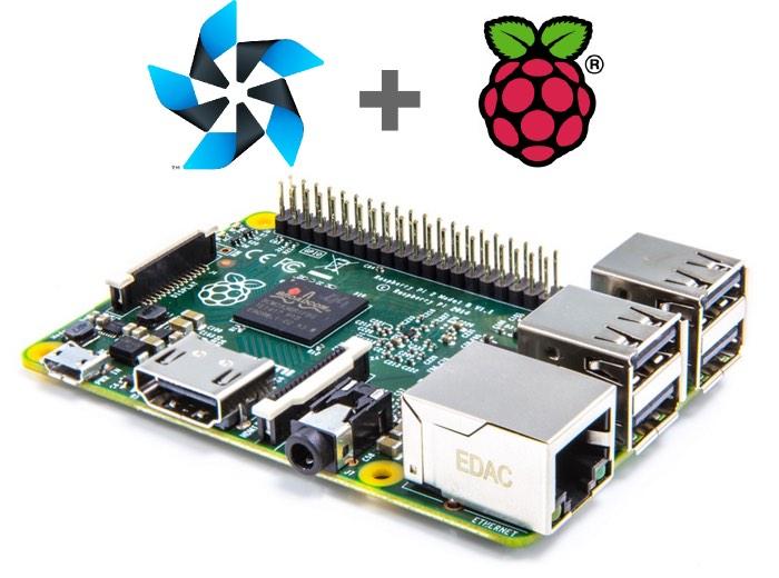 Tizen для Raspberry Pi