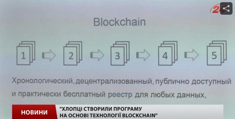 Система голосования для Украины