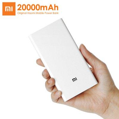 Портативная батарея Xiaomi Mi Powerbank 20000 mAh