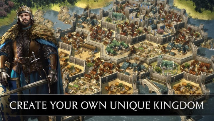 Sega представила Total War Battles: KINGDOM для Android