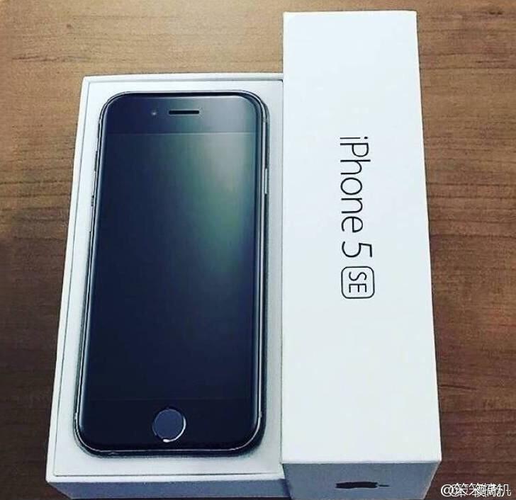 Apple iPhone 5se на фото