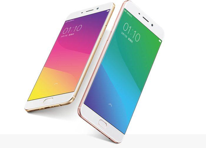 Oppo R9 и Oppo R9 Plus