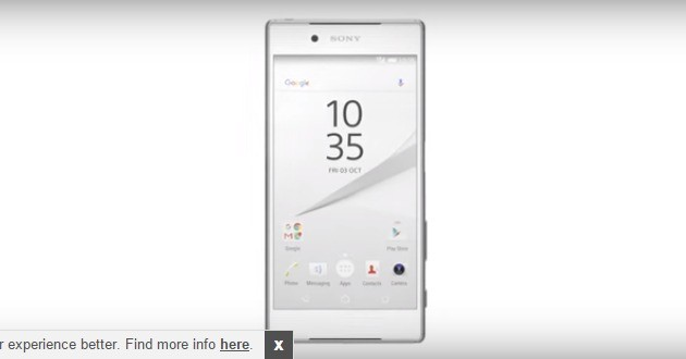 Sony Xperia Z6 с Android 6.0 Marshmallow