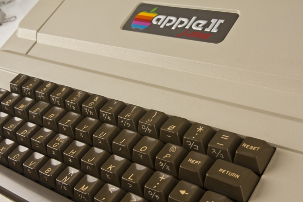 Компьютер Apple II