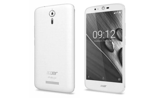 Acer выпускает смартфон смощным аккумулятором— Liquid Zest Plus