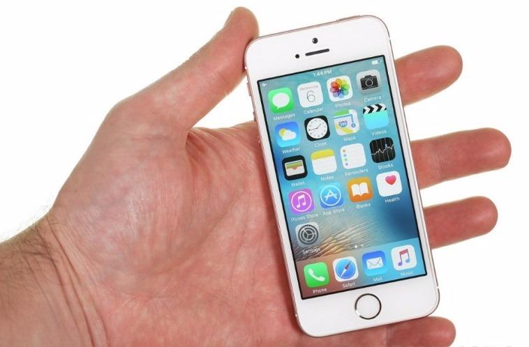 Apple iPhone SE Дизайн