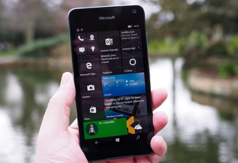 Обзор смартфона Microsoft Lumia 650
