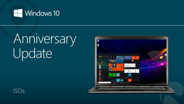 Windows 10 Universary Update