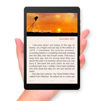 Teclast X89 Kindow reader Tablet