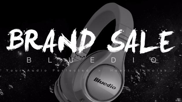 Распродажа наушников Bluedio