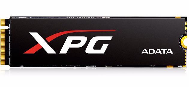 Твердотельные накопители ADATA XPG SX8000 SSD
