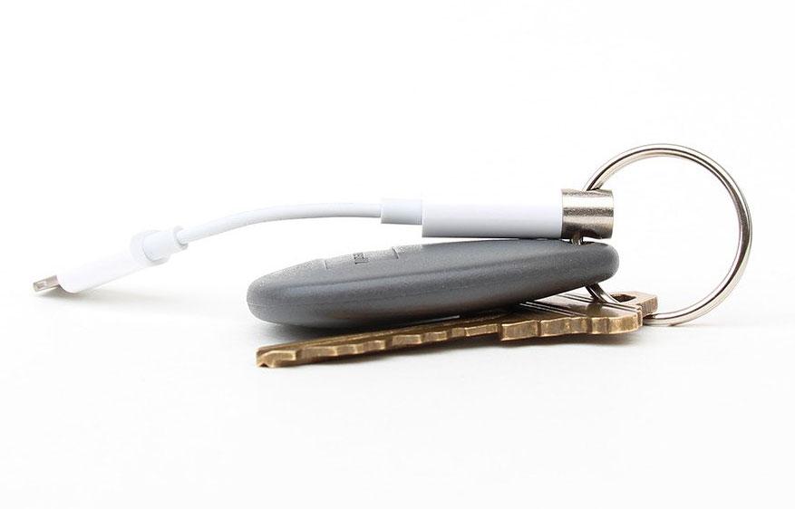 Uncourage - переходник Ligtning на 3.5 мм для iPhone 7
