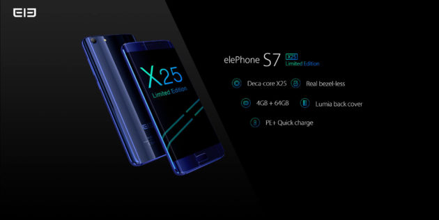 Elephone S7 Limited Edition