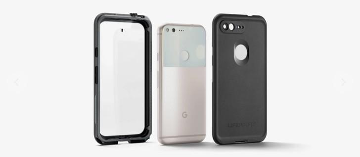чехол Google LifeProof для смартфонов Pixel и Pixel XL