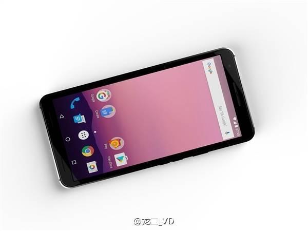 Google Pixel 2 - 3d изображение