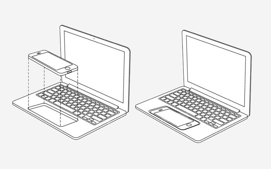 патент Apple док-станция для iphone