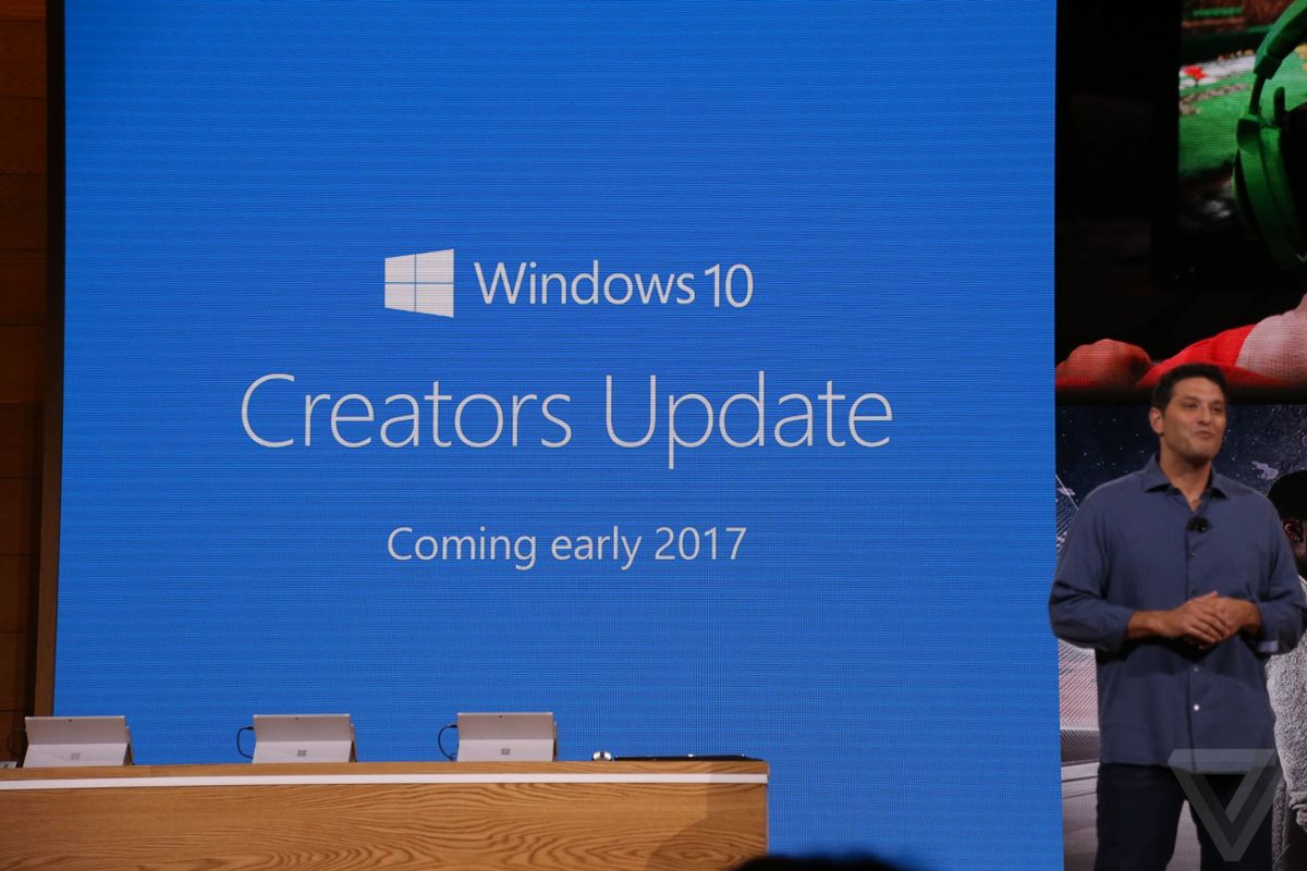 Microsoft объявила о выходе Windows 10 Enterprise Creators Update