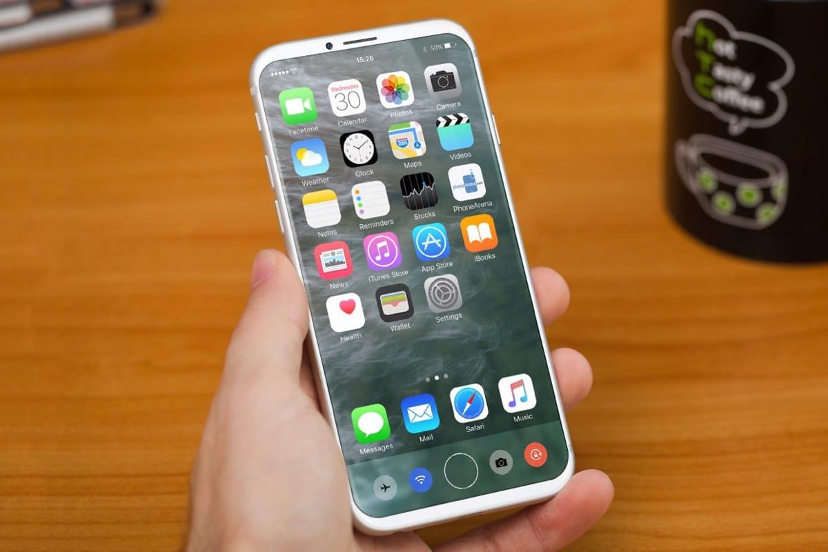 IPhone 8 будет выпущен в4 версиях раскраски