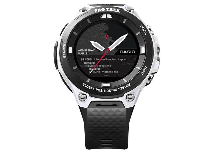 Casio Pro Tek WSD-F20A
