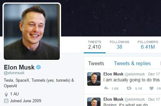 Elon Mask Twitter