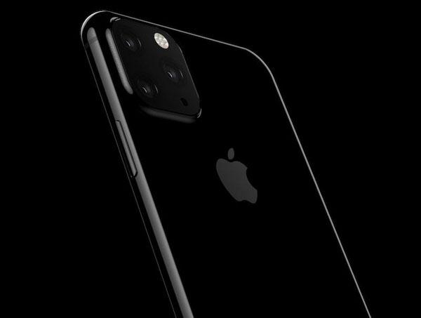 Камера Apple iPhone 2019