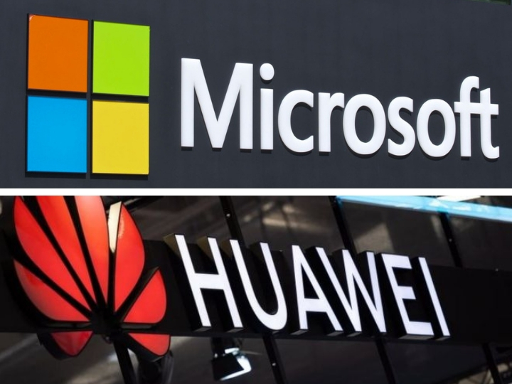 Microsoft and Huawei