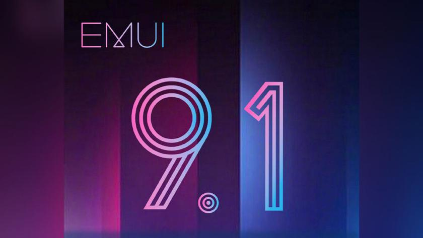 EMUI 9.1
