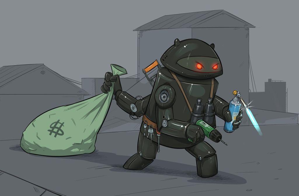 Android virus triada troyan