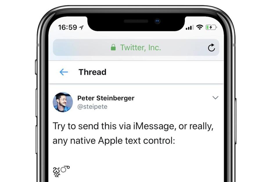 В Googles Project Zero рассказали как из iPhone сделать кирпич через iMessage