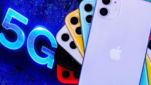 Следующий iPhone получит 5G